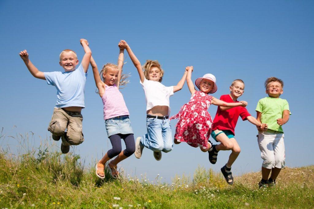 Польза спелеотерапии для детей